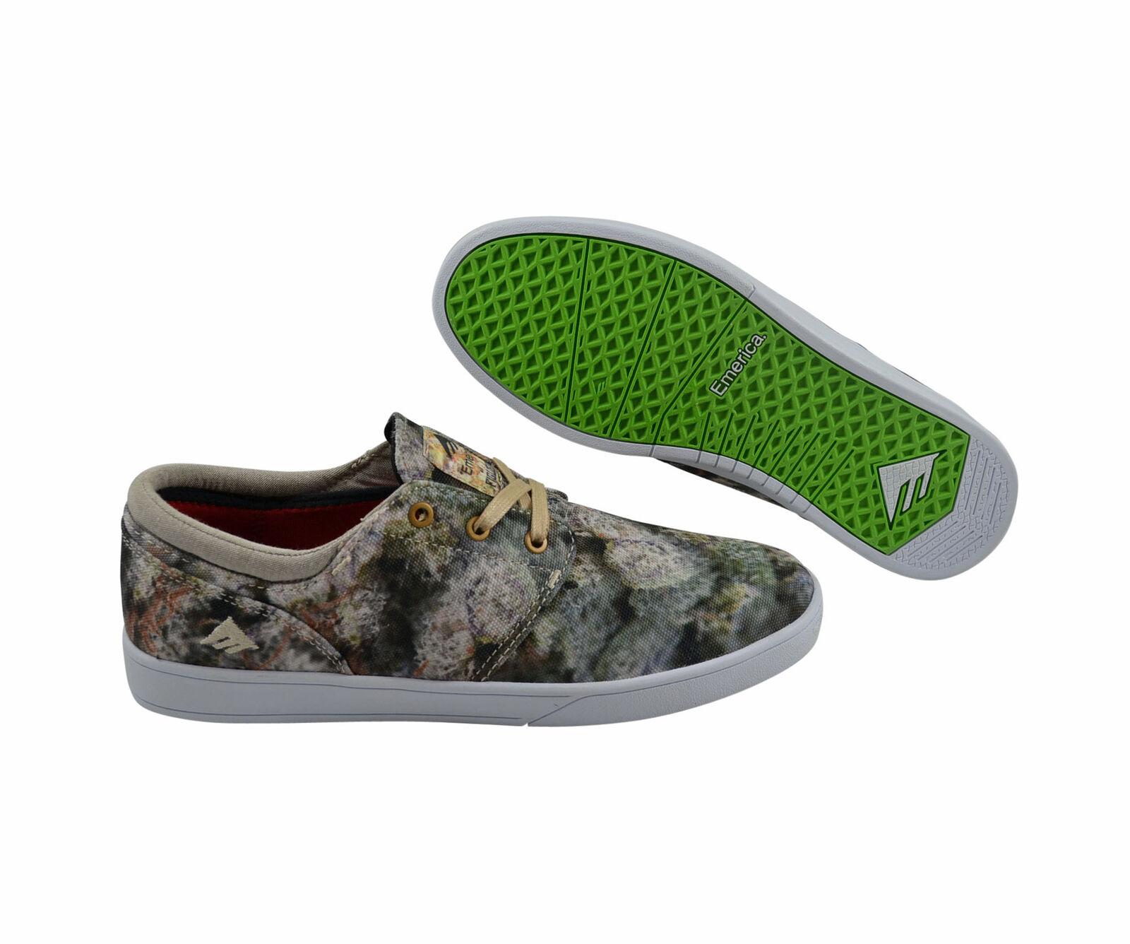 EMERICA The Figueroa verde Skater scarpe da ginnastica Scarpe MultiColoreeee | Bassi costi  | Uomo/Donna Scarpa