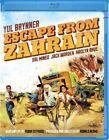 Escape From Zahrain 0887090069502 Blu-ray Region a