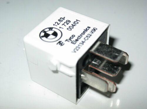 BMW White Relay SIEMENS tyco V23134-C52-X90 61361729004