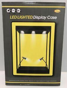 TRIPLE-9-69926-LED-LIGHTED-Display-case-Width-28-8cm-Depth-18-8cm-Height-42-8cm