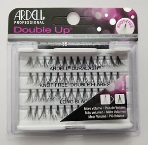 Lot-of-40-Ardell-Duralash-knot-free-Doble-Up-REFLEJOS-Largo-Individual