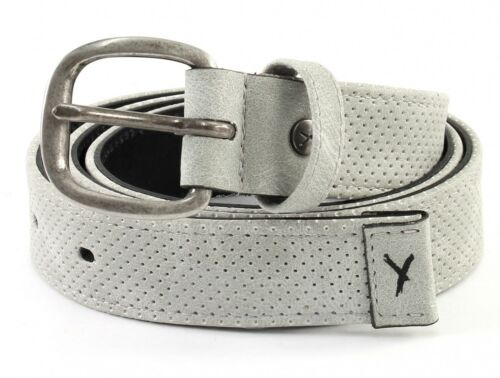 SURI FREY Ronja Belt W85 Gürtel Accessoire Light Grey Grau Neu