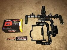 Came-TV 7800 3-Axis Camera Gimbal Stabilizer With Battery AND Charger!
