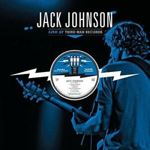 Jack-Johnson-Live-at-Third-Man-Records-6-15-13-New-Vinyl-LP