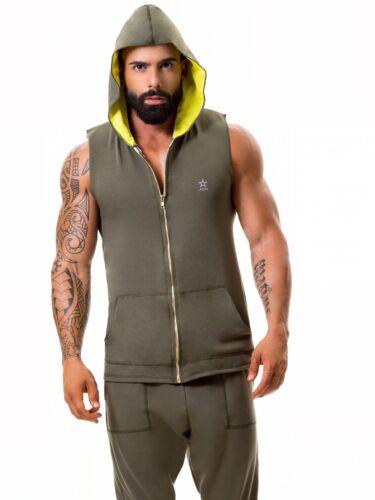 JOR 0362 Hoodie Herren Sweatshirt Kapuzenpulli Sweatshirt mit Kapuze Fitness