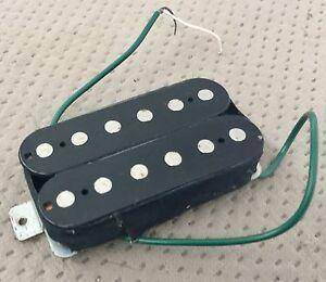 1999 Ibanez Rg320dx Guitare électrique D'origine Powersound Bridge Humbucker Pickup-afficher Le Titre D'origine Paquet éLéGant Et Robuste