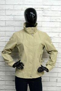 Giubbotto-Donna-NORTH-SAILS-Taglia-M-Giacca-Giubbino-Jacket-Woman-Cotone-Zip