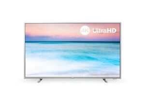 Philips-43PUS6554-43-034-Zoll-108-cm-Smart-TV-4K-UHD-LED-WLAN-Silber