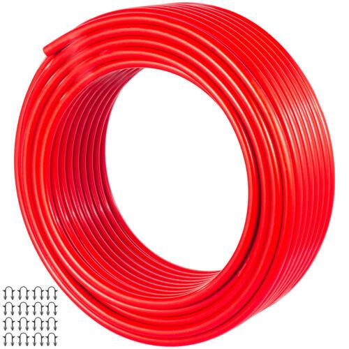 Alu Mehrschichtverbundrohr Verbundrohr 25 m Rolle Rot Aluverbundrohr Rohr 16x2mm