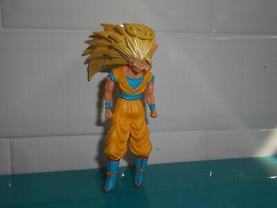 Dragonball Dragon ball Z DBZ HG 17 Gashapon Figure Figurine SS3 Goku Gokou