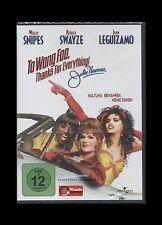 DVD TO WONG FOO - PATRICK SWAYZE + WESLEY SNIPES + JOHN LEGUIZAMO - KOMÖDIE *NEU