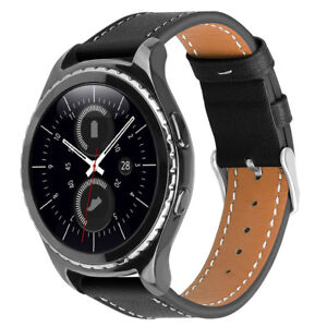 For-Samsung-Gear-Sport-Gear-S2-Classic-Watch-Band-Leather-Strap-Wrist-Bands