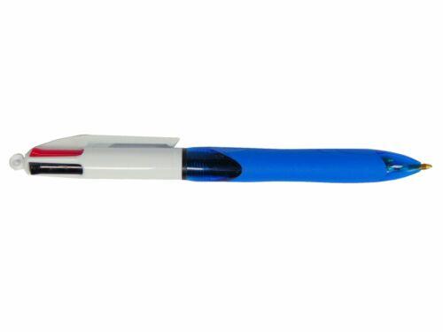 BIC® Vierfarb-Kugelschreiber Grip Griffstück 4 Colours Grundfarben Medium