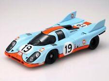 Norev Porsche 917 K Gulf 24h Le Mans 1971 #19 Mueller/Attwood LE 1000pcs 1:18