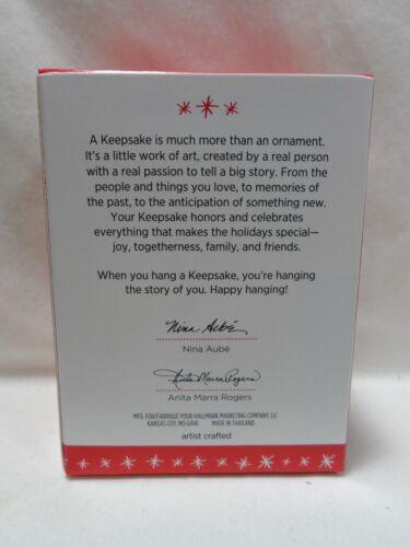 2016 Hallmark Keepsake Ornament Mischievous And Loving Member Exclusive B1