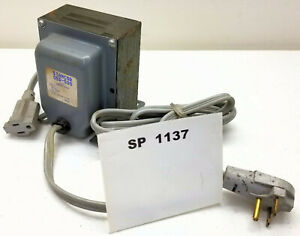 Stancor-GSD-500-Auto-Transformer-Input-230VAC-Ouput-115VAC-500VA-Stock-SP1137