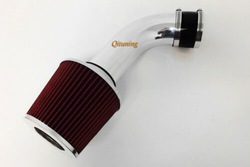 Black Red Air Intake Kit Filter For 2006-2008 Volkswagen Passat 2.0L L4 Turbo