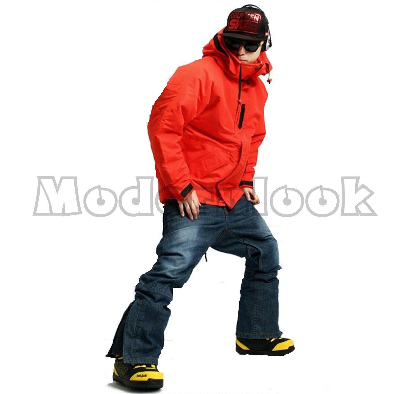 Mens SOUTHPLAY Winter Premium Military Ski-Snowboard  rot Jacket Or Pants