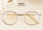 Vintage-Literary-TR90-Metal-Retro-eyeglass-frame-Round-Clear-Glasses-Women-Men thumbnail 9