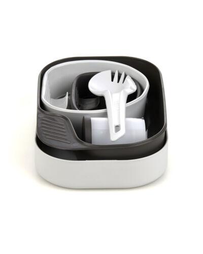 Fold-A-CUP ® Big /& Shaker TUTTI I COLORI con Spork WILDO CAMP-A-BOX ® completo