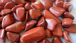 Red-Jasper-Tumbled-Stone-25-35mm-Qty1-Reiki-Healing-Crystals-by-Cisco-Traders