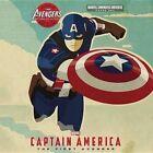 Marvel's Avengers Phase One: Captain America: The First Avenger by Marvel Press (CD-Audio, 2015)