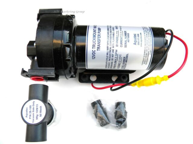 Carpet Cleaning - Aquatec Truckmount Water Transfer Pump for sale online | eBay