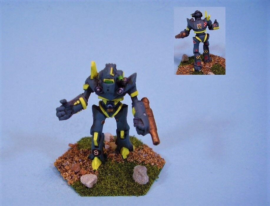 Battletech painted miniature Copperhead Battlemech YG