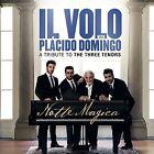 IL Volo With Placido Domingo - NOTTE Magica CD Album (september 30th 2016)