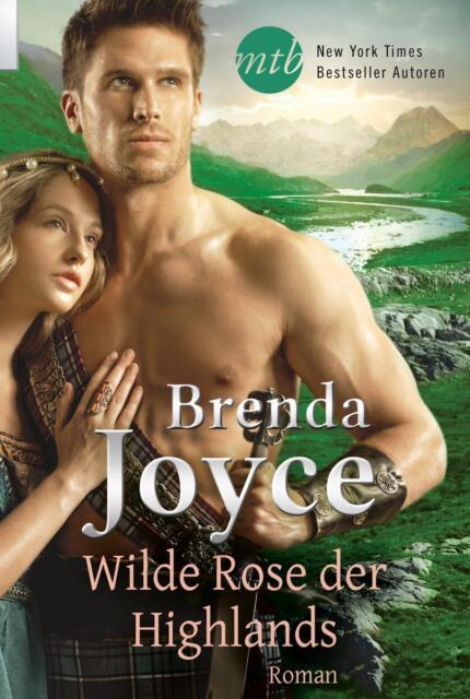 Wilde Rose der Highlands von Brenda Joyce (2015, Taschenbuch), UNGELESEN