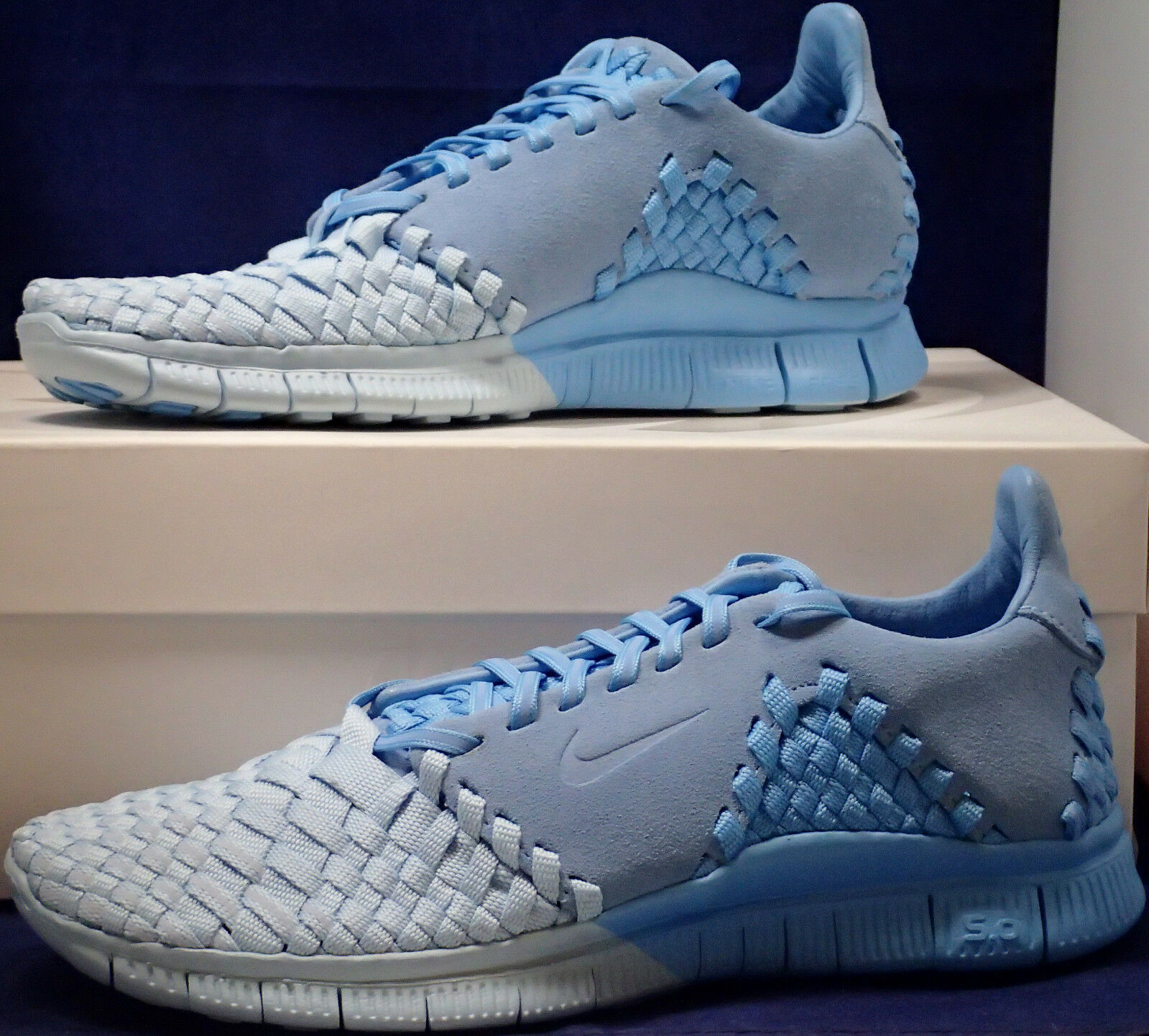 Nike libera inneva tessuti ii 2 sp lakeside blu ghiaccio footscape sz (813040-440)