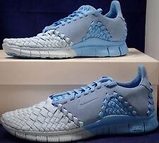 Nike Free Inneva Woven II 2 SP Lakeside Ice Blue Footscape SZ 8.5 ( 813040-440 )