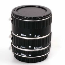 Macro Auto Focus AF Automatic Extension Tube 31 21 13 DG for Kenko Canon EF EF-S