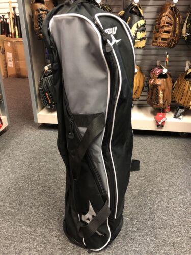 Mizuno Perspective Roue Sac batte de baseball softball équipement new w tags Blk//Blanc