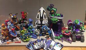 ELC-Planet-protectors-Early-Learning-Centre-Job-Lot-Space-Rocket-Bundle-Figures