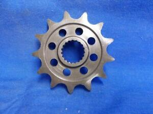 Steel-Front-Sprocket-13t-x-520-Fits-Honda-o-e-23803-KS6-700-CR125-FS123