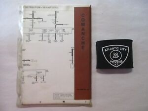[DIAGRAM_3NM]  1986 JEEP COMANCHE (60 SERIES) ELECTRICAL WIRING DIAGRAMS 8980 010 161 |  eBay | 1986 Jeep Comanche Wiring Diagram |  | eBay
