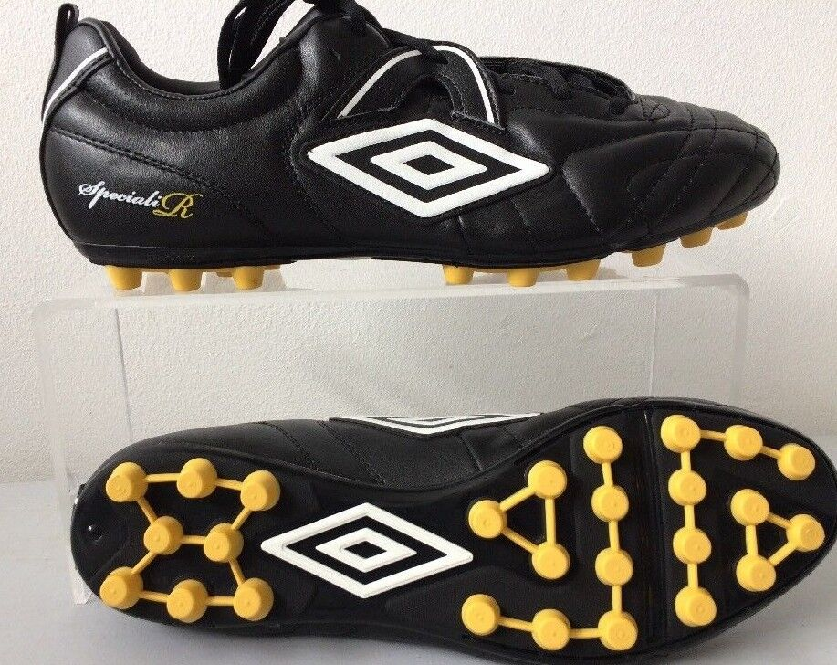Speciali R Football Boots HG Premier Leather shoes 80234U-490 T128