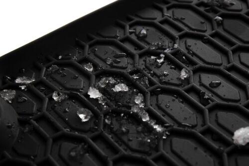 Gummimatten Gummi Fußmatten für Nissan NV300 2016-2018 Original Qualität