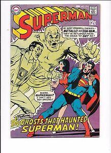 Superman-214-February-1969