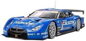 1/24 Voiture De Sport Séries No.312 Calsonic Impul Gt-r (r35) 24312