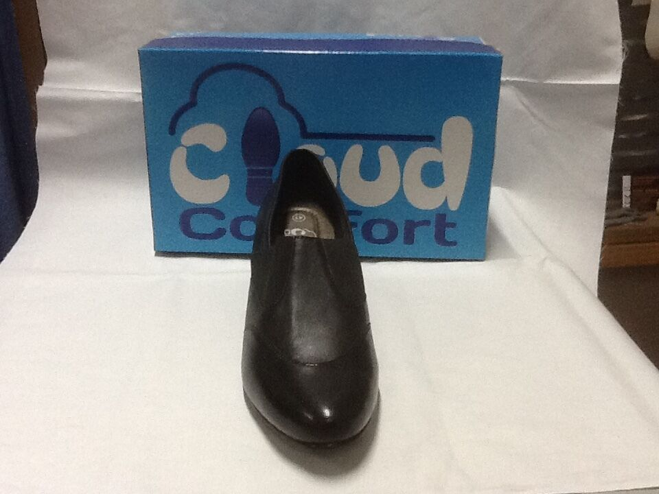 Ladies shoe shoe Ladies Cloud Comfort Medoc schwarz Größe 41/10 f174a6