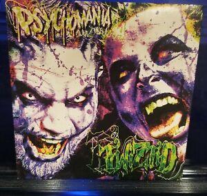 Twiztid-Psychomania-CD-Single-rare-insane-clown-posse-Tour-juggalo-mne-icp