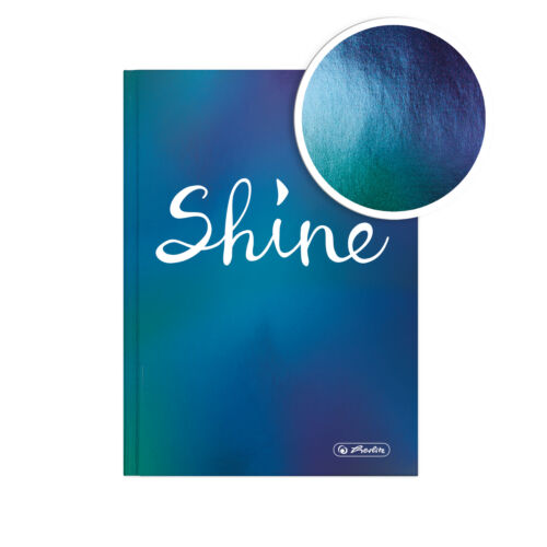 "Herlitz Schülerplaner /""Shine/"" Schülerkalender 2020-2021 A6"