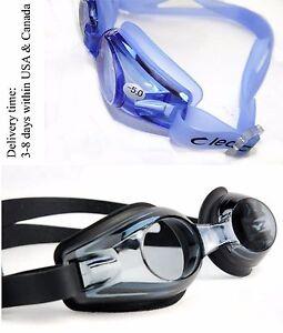 eb0ed8ee42f Image is loading new-Leacco-prescription-swimming-goggles-for-nearsighted- swim-