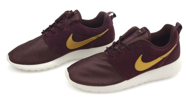 c03ee615819a Nike Roshe One Suede Shoes SNEAKERS Trainers Men s Brown 685280-270 UK 10  EUR 45 US 11 Cm 27 9 for sale online