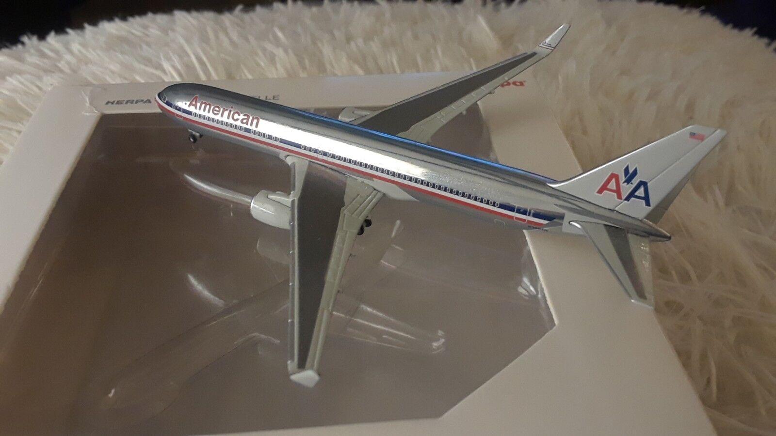 1 500 herpa vinges American Airlines 767 -300