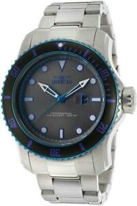 Invicta-15077-48-8mm-Pro-Diver-Scuba-Date-Stainless-Steel-Analogue-Men-039-s-Watch