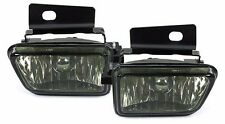 CRYSTAL SMOKED FOG LIGHTS FOR VW GOLF 2 MK2 MKII + JETTA 2 GL GTI NICE GIFT