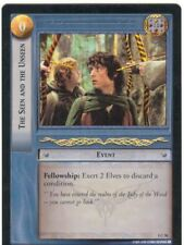 Lord Of The Rings CCG FotR Foil Card 1.C58 The Seen And The Unseen